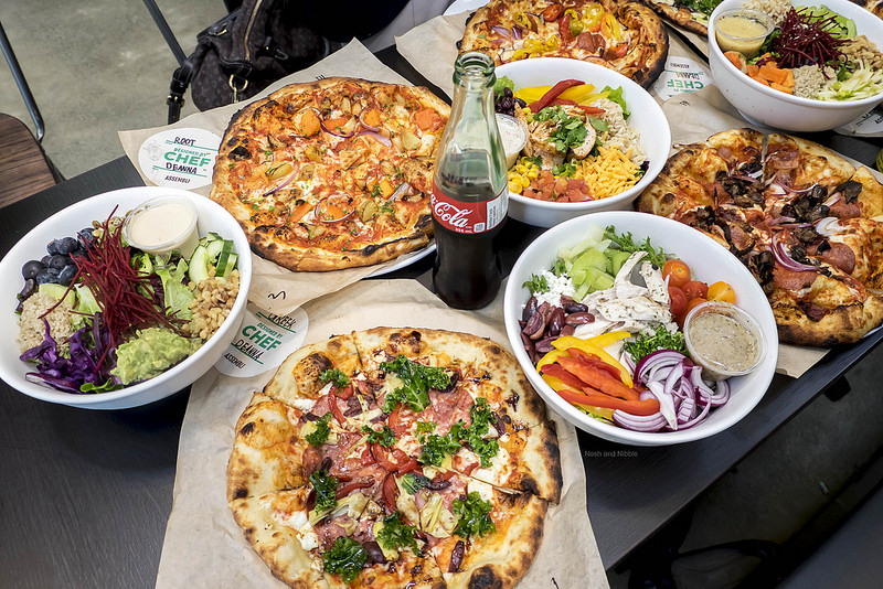 Assembli Pizzas
