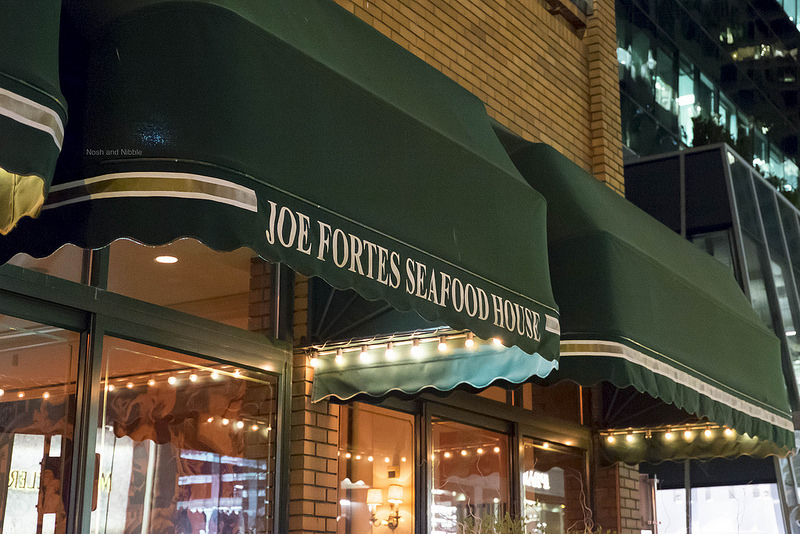 Outside Joe Fortes