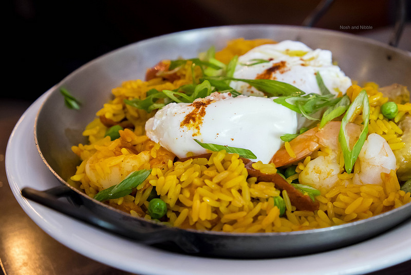 Breakfast Paella