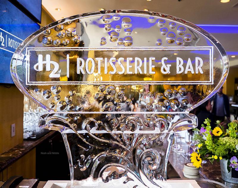 H2 Rotisserie & Bar