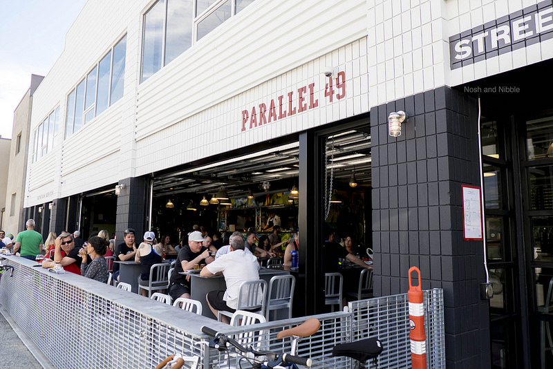Outside Parallel 49 Brewing