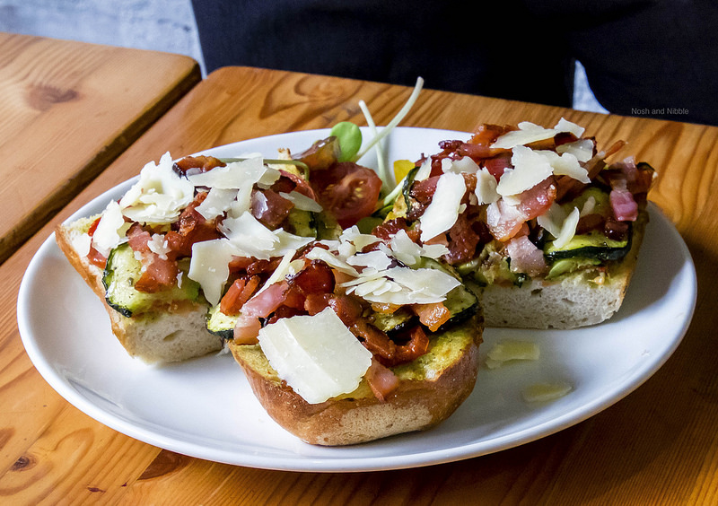 Bacon Avocado Sandwich