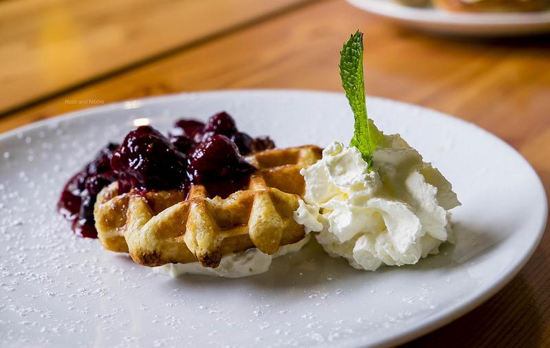 Le Beau Sweet Belgian Waffle