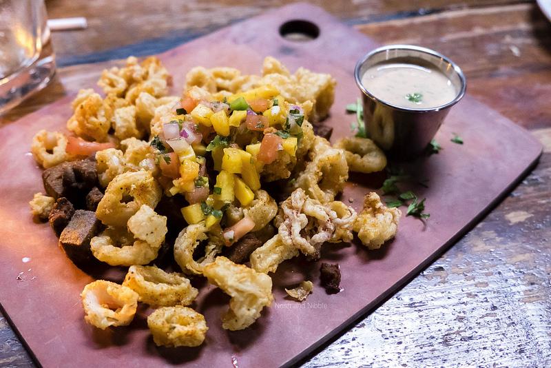 Chorizo Calamari