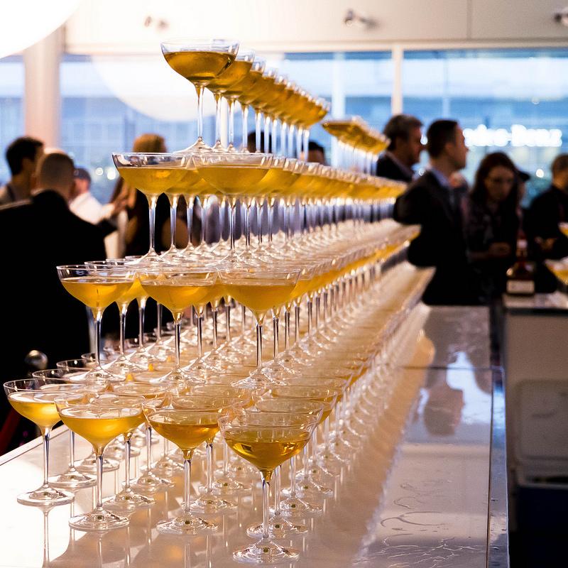 Grand Marnier Sparkling Cocktails