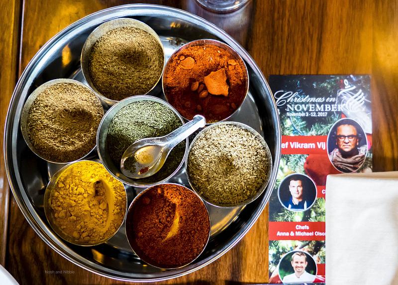 Vikram Vij's Spice Rack