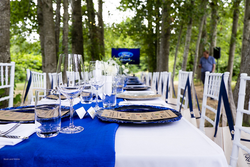 Ford Table Setting