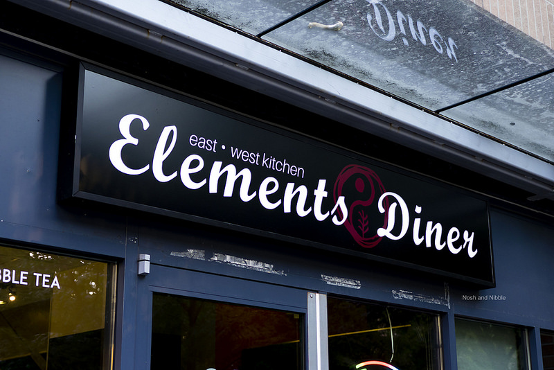Elements Diner Outside