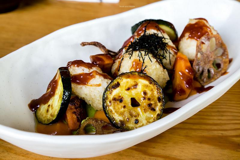 Onigiri & Veggies