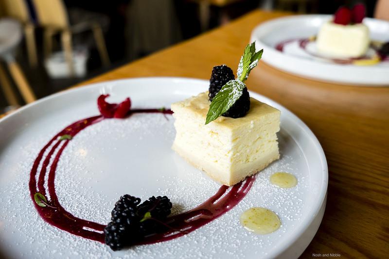 Yuzu Shokutei Desserts