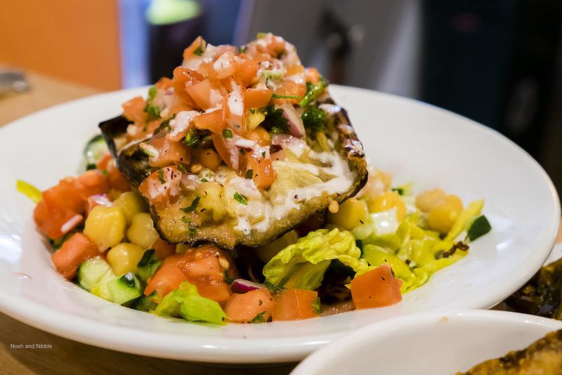 Hatzil Baladi Salad