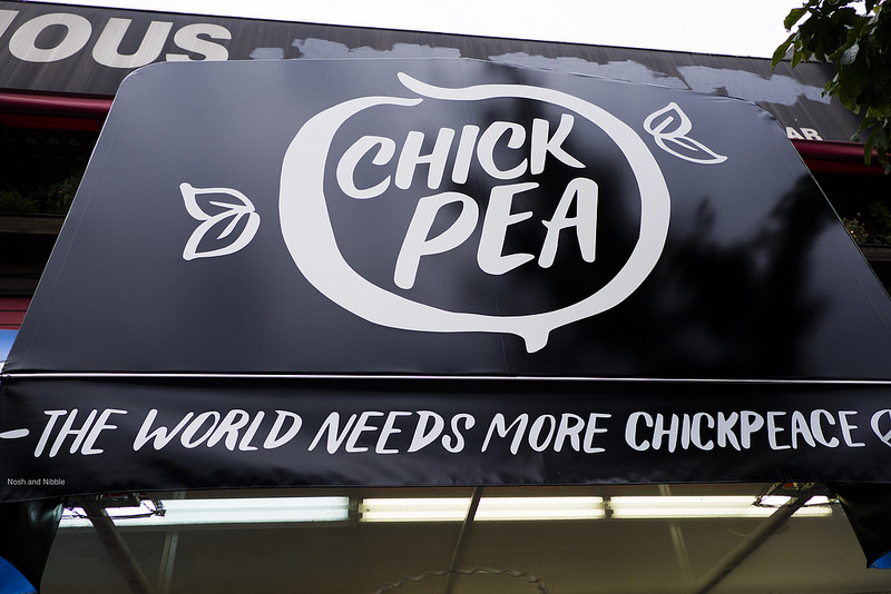 Outside Chickpea