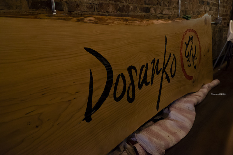 New Dosanko Sign