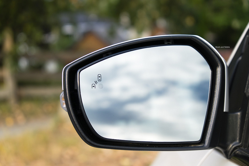 Blind Spot Indicator