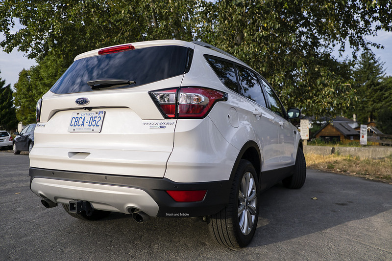 Ford Escape Titanium – Rear View