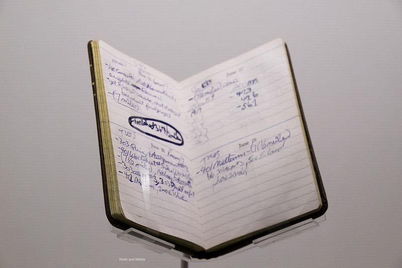 Terry Fox's Journal