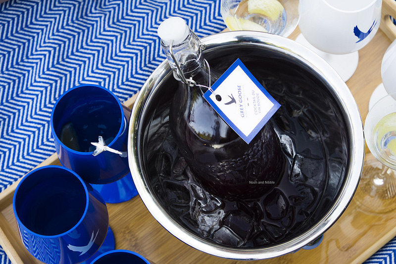 Grey Goose Red Wine Cocktail