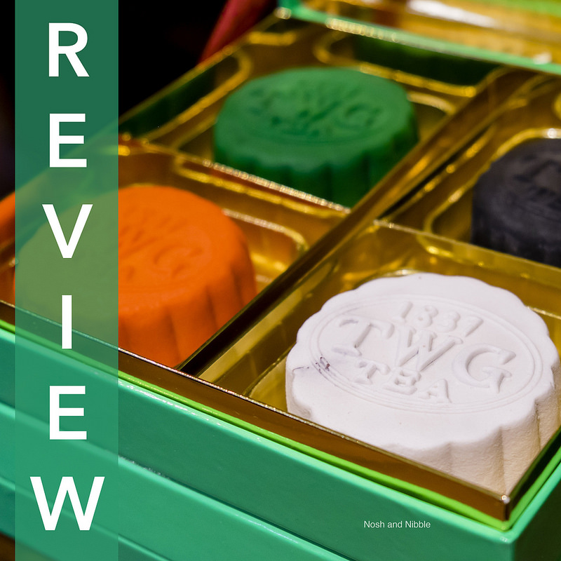 TWG Tea Mooncakes