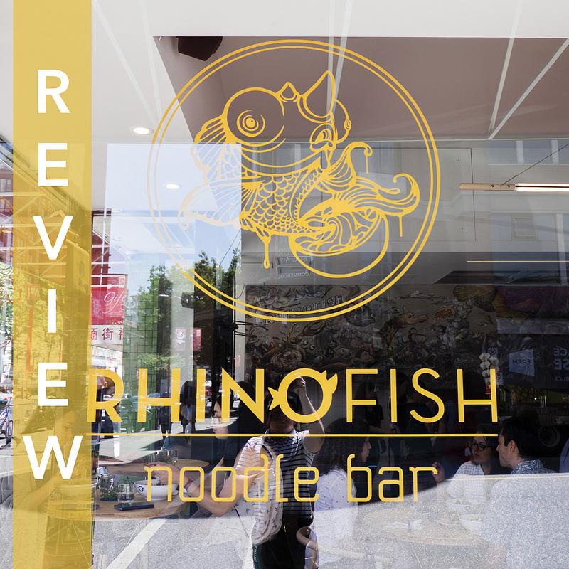Rhinofish Noodle Bar