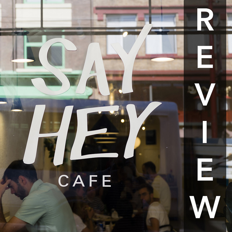Say Hey Cafe