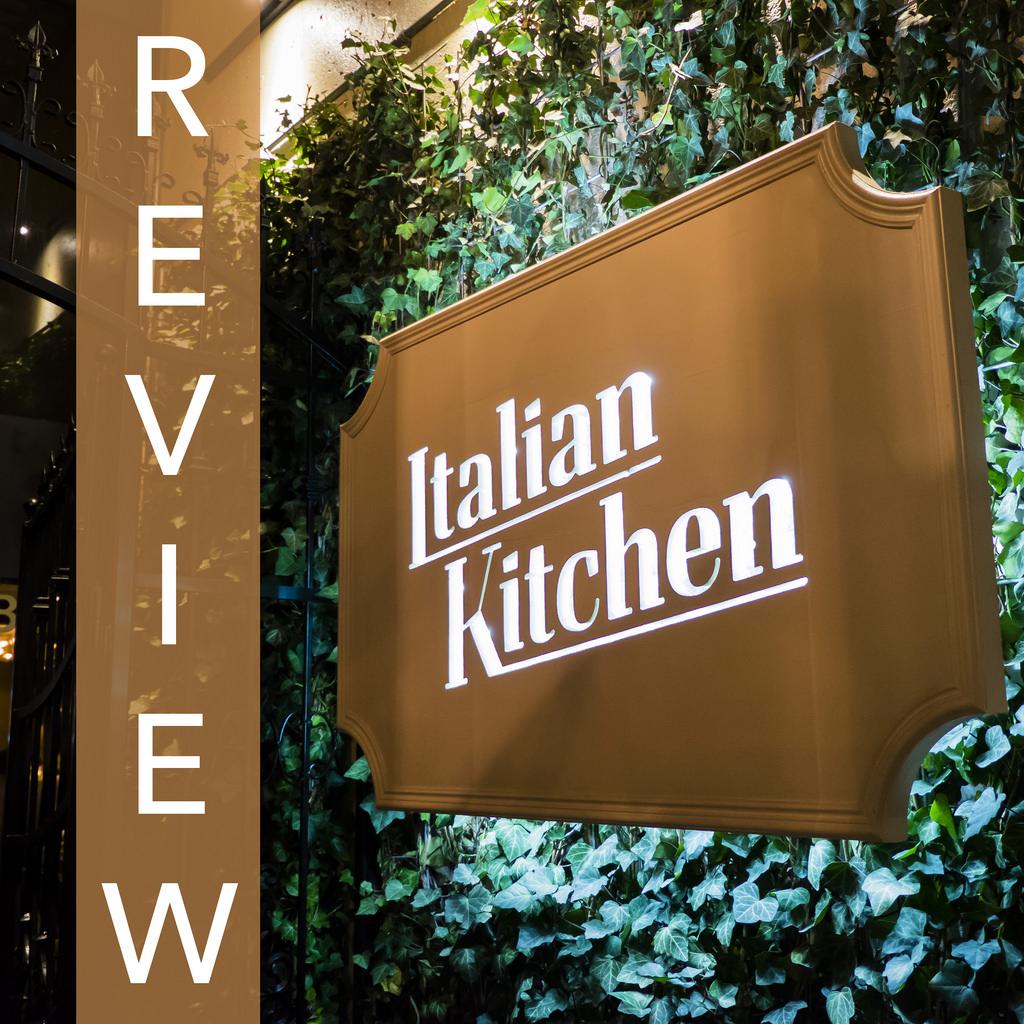 Italian Kitchen Vancouver