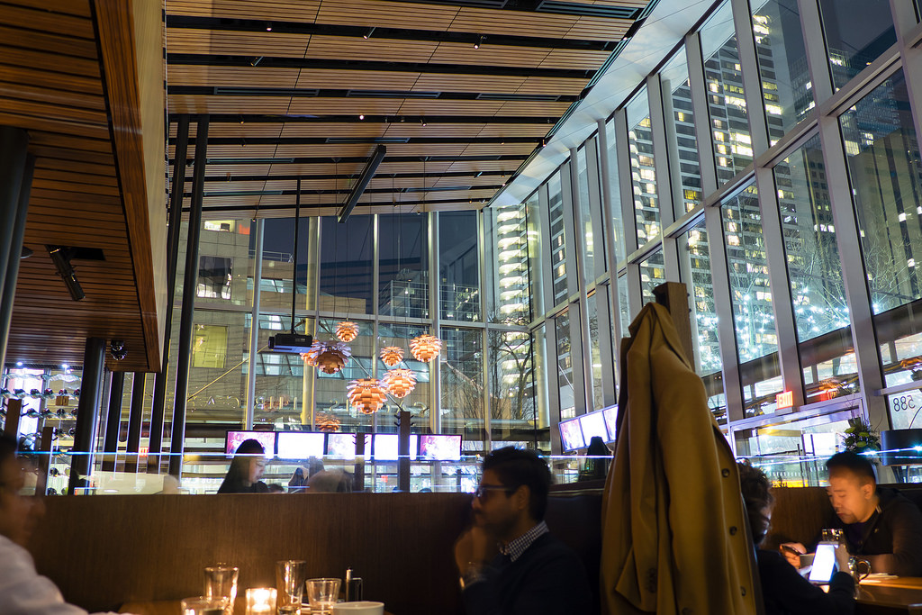 Cactus Club Cafe Bentall 5 Dinner In Vancouver Review