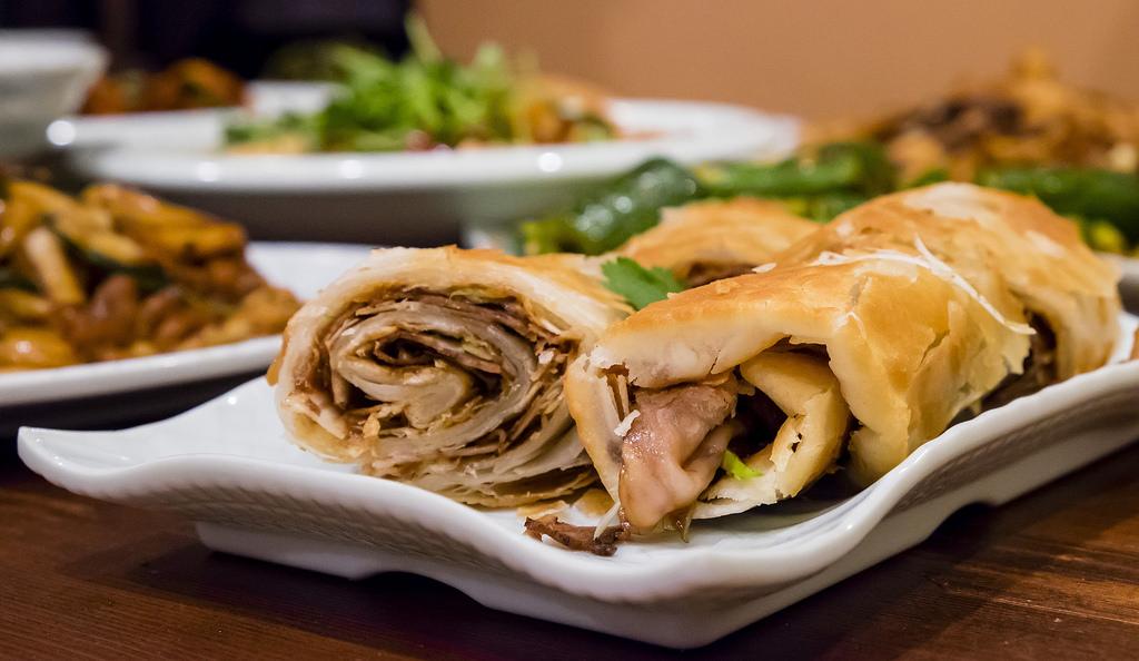 peaceful-restaurant-beef-rolls