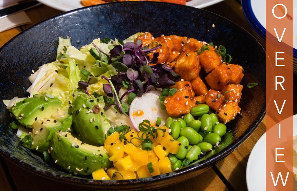 Cactus Club Cafe - Crispy Tofu Bowl
