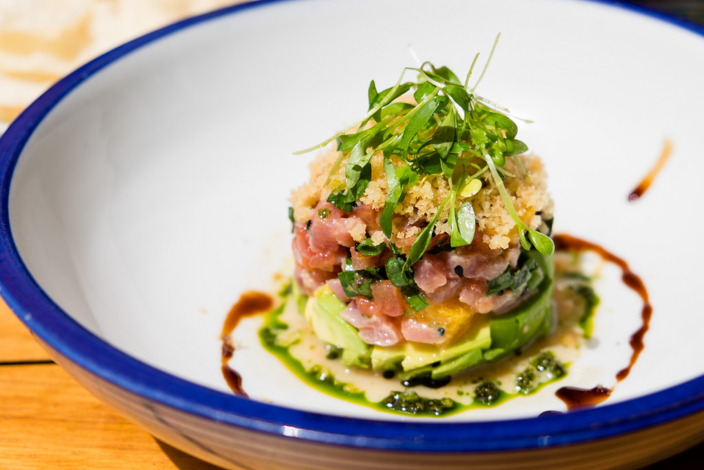 cactus-club-park-royal-tuna-stack