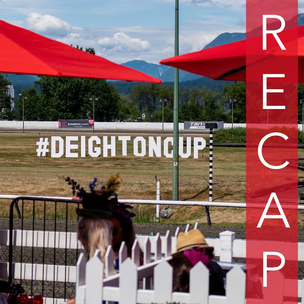 Deighton Cup 2018