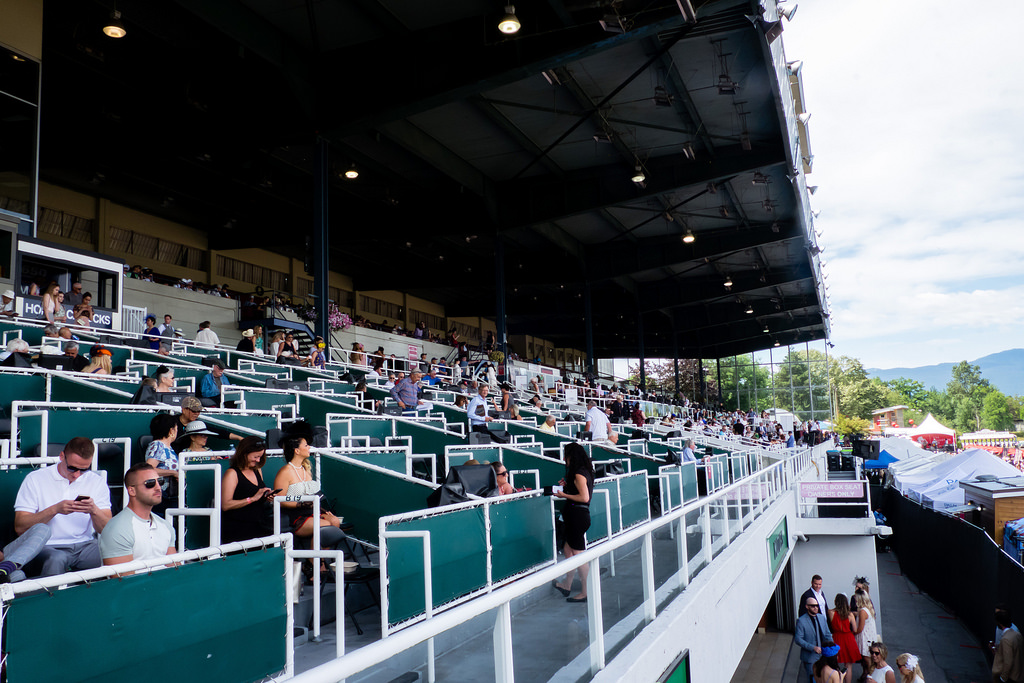 deighton-cup-2018-grand-stand