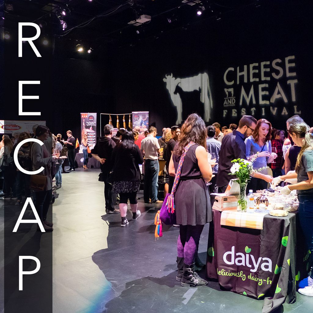 Cheese and Meat Festival 2018 Recap