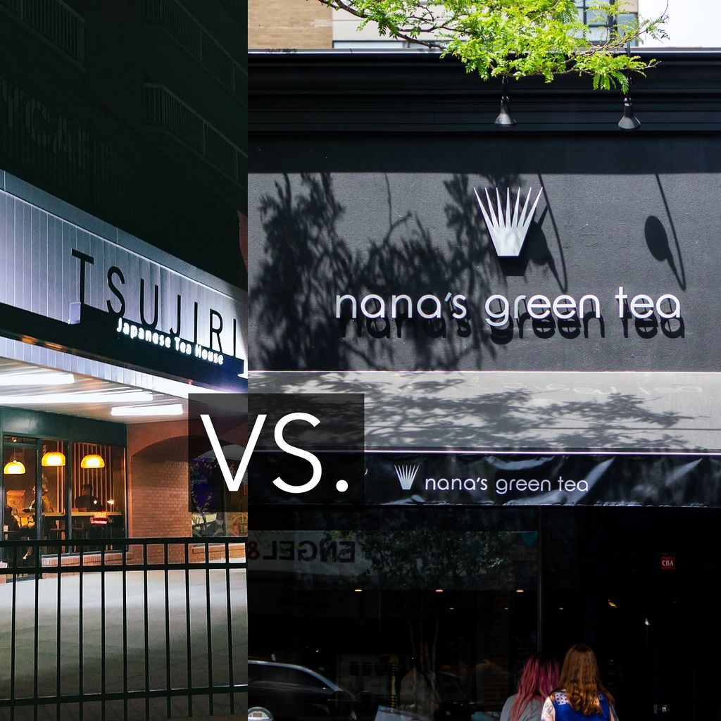 Nana's Green Tea vs. Tsujiri