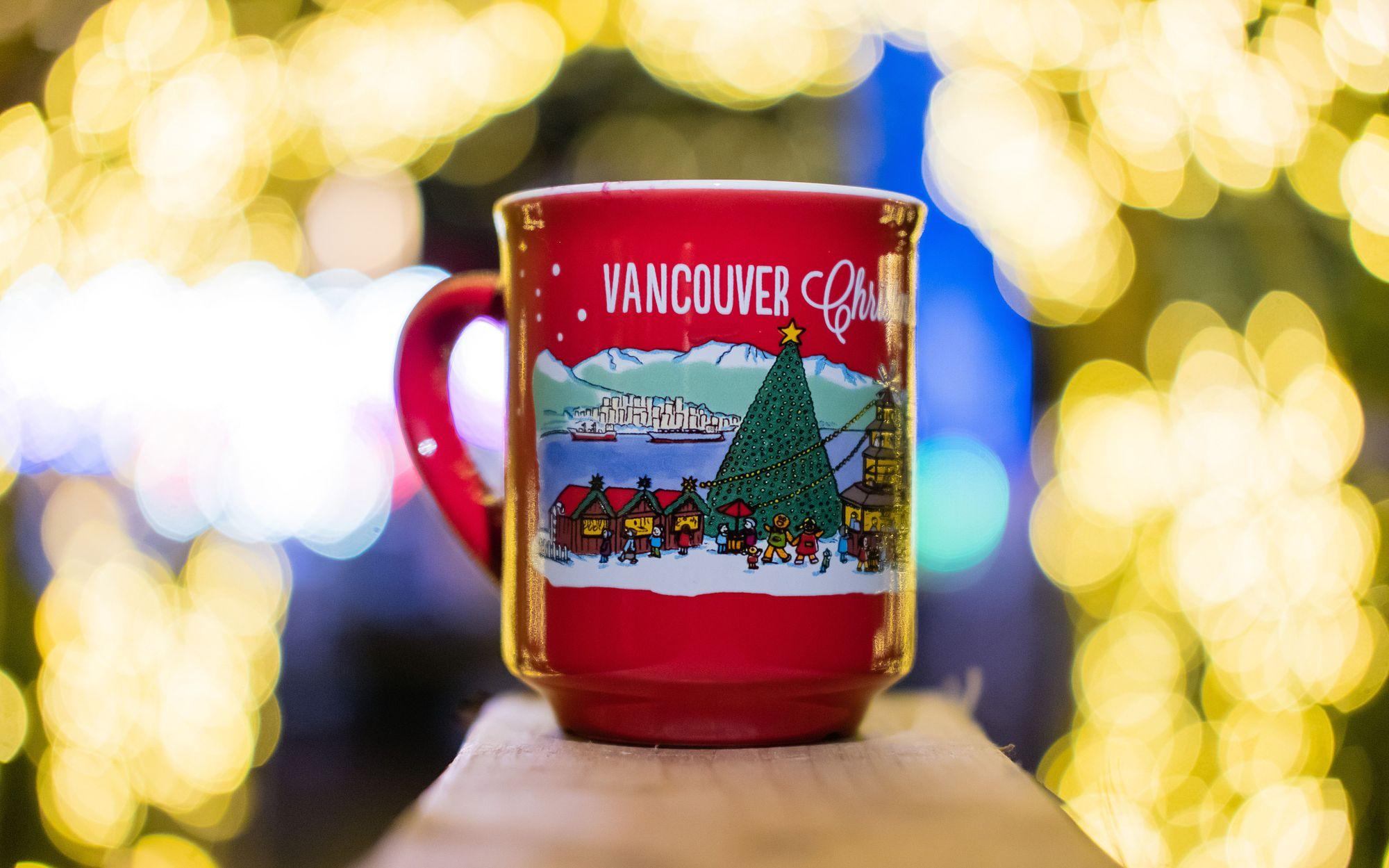Vancouver Christmas Market 2018.Vancouver Christmas Market 2018 Food Recap