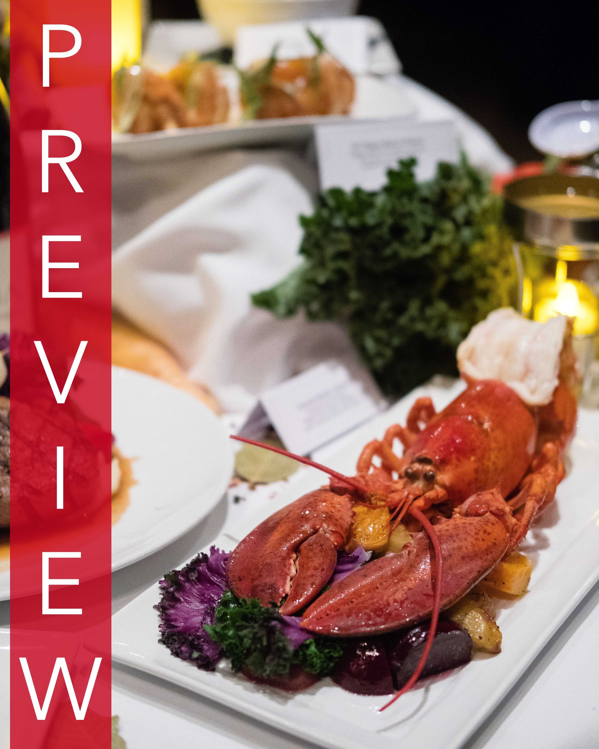 Dine Out Vancouver 2019 Granville Island Preview