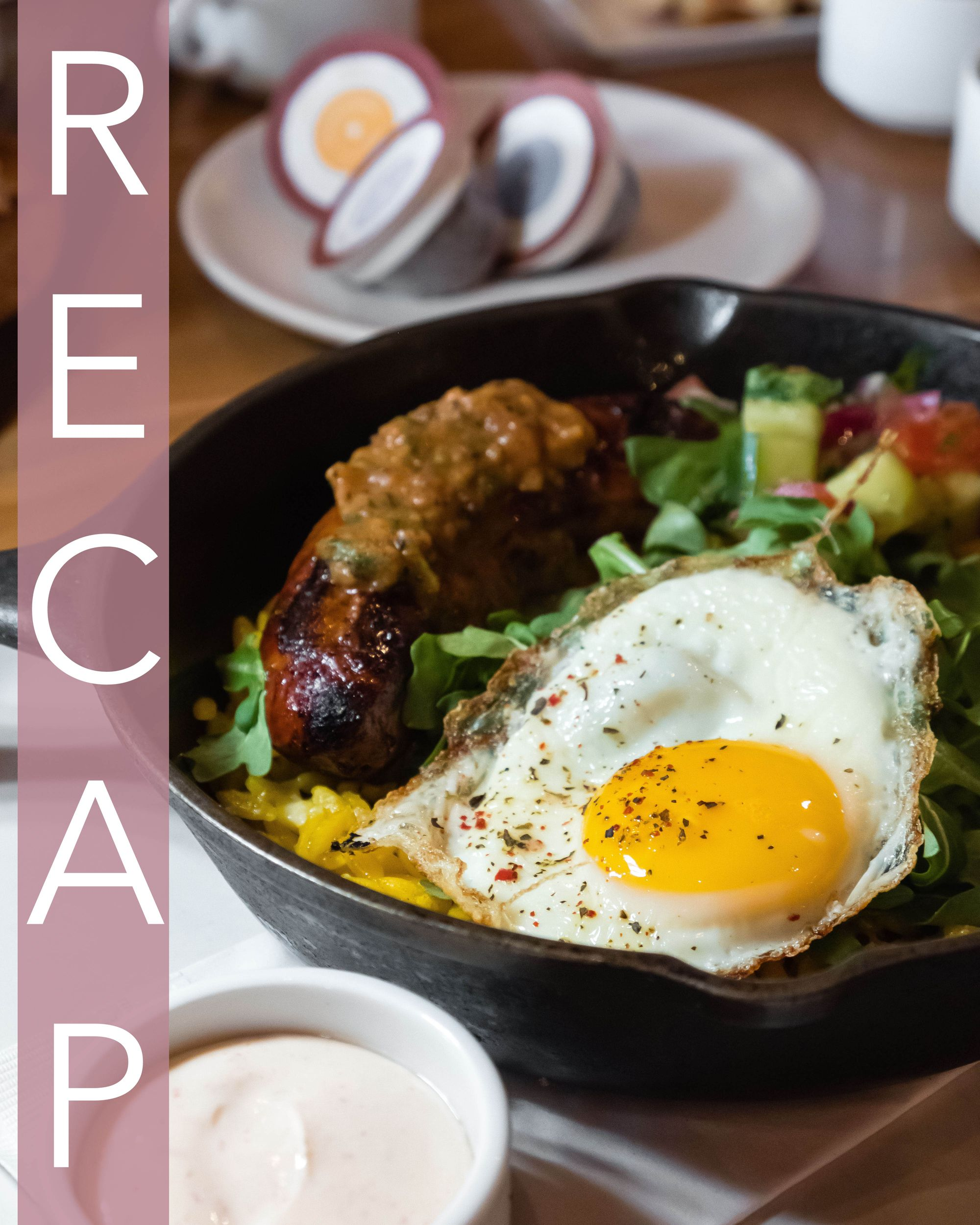 OneCoffee Brunch Takeover at Chambar Vancouver