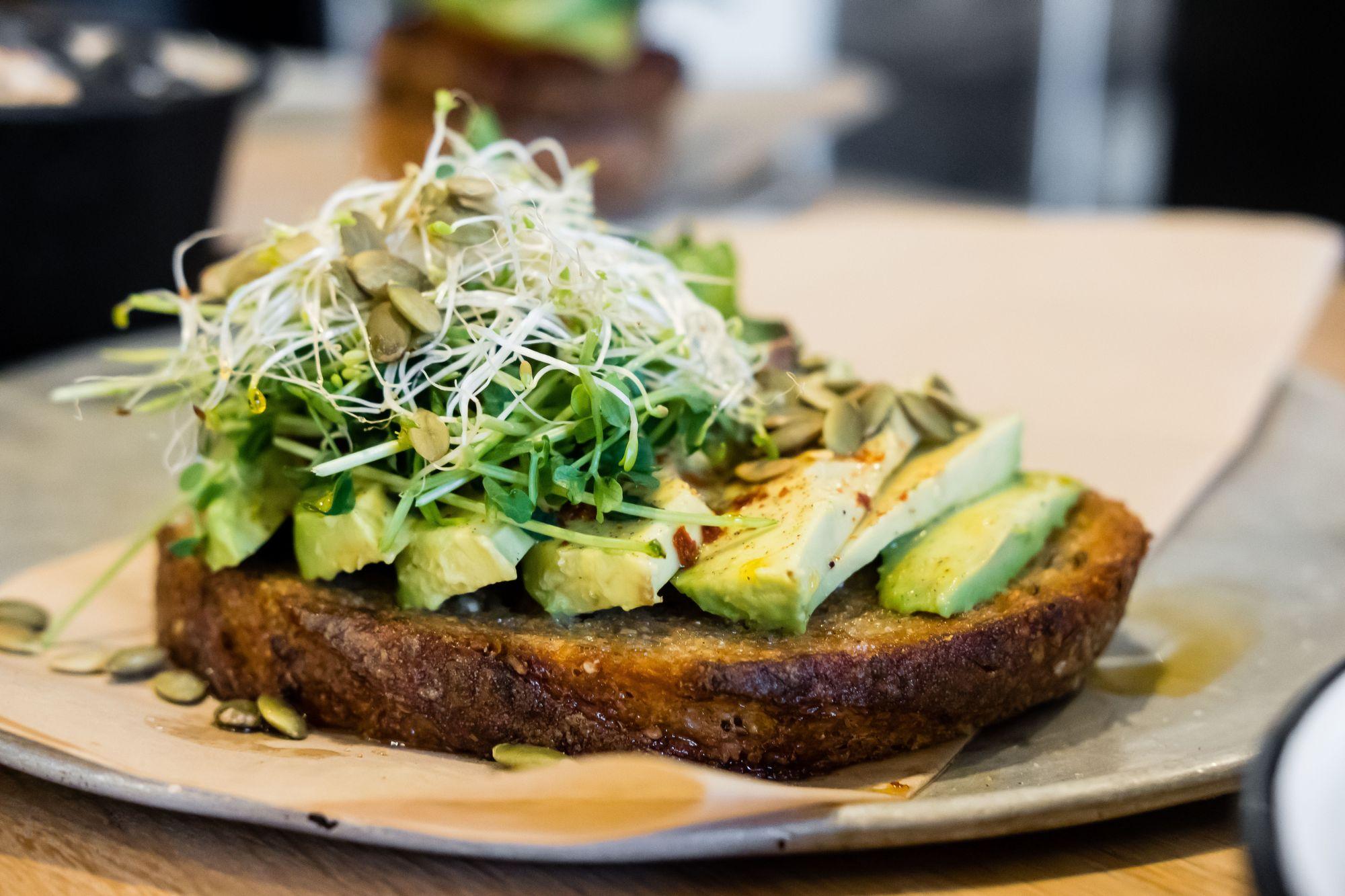 turf breakfast sandwich