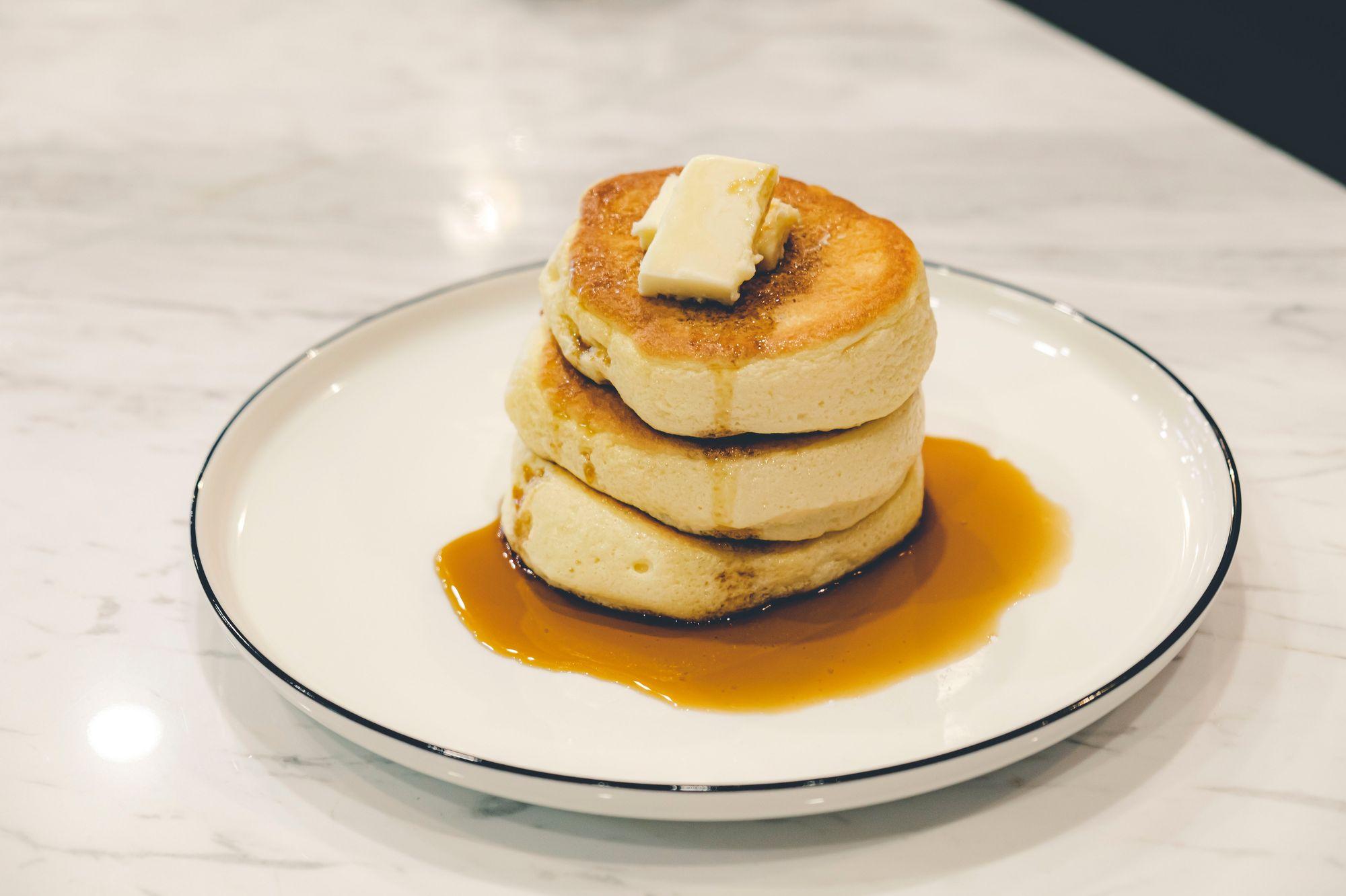 Fufú Classic Soufflé Pancake