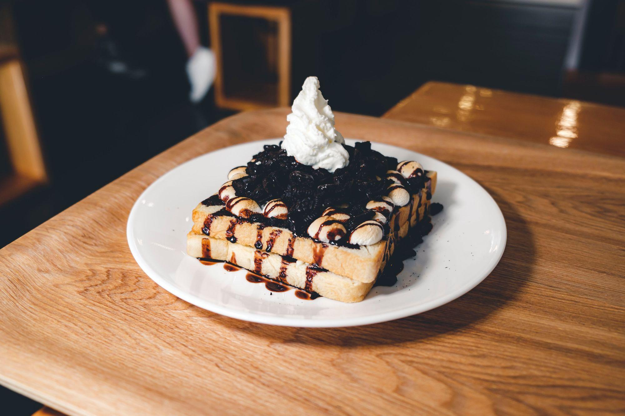 Oreo Dessert Toast