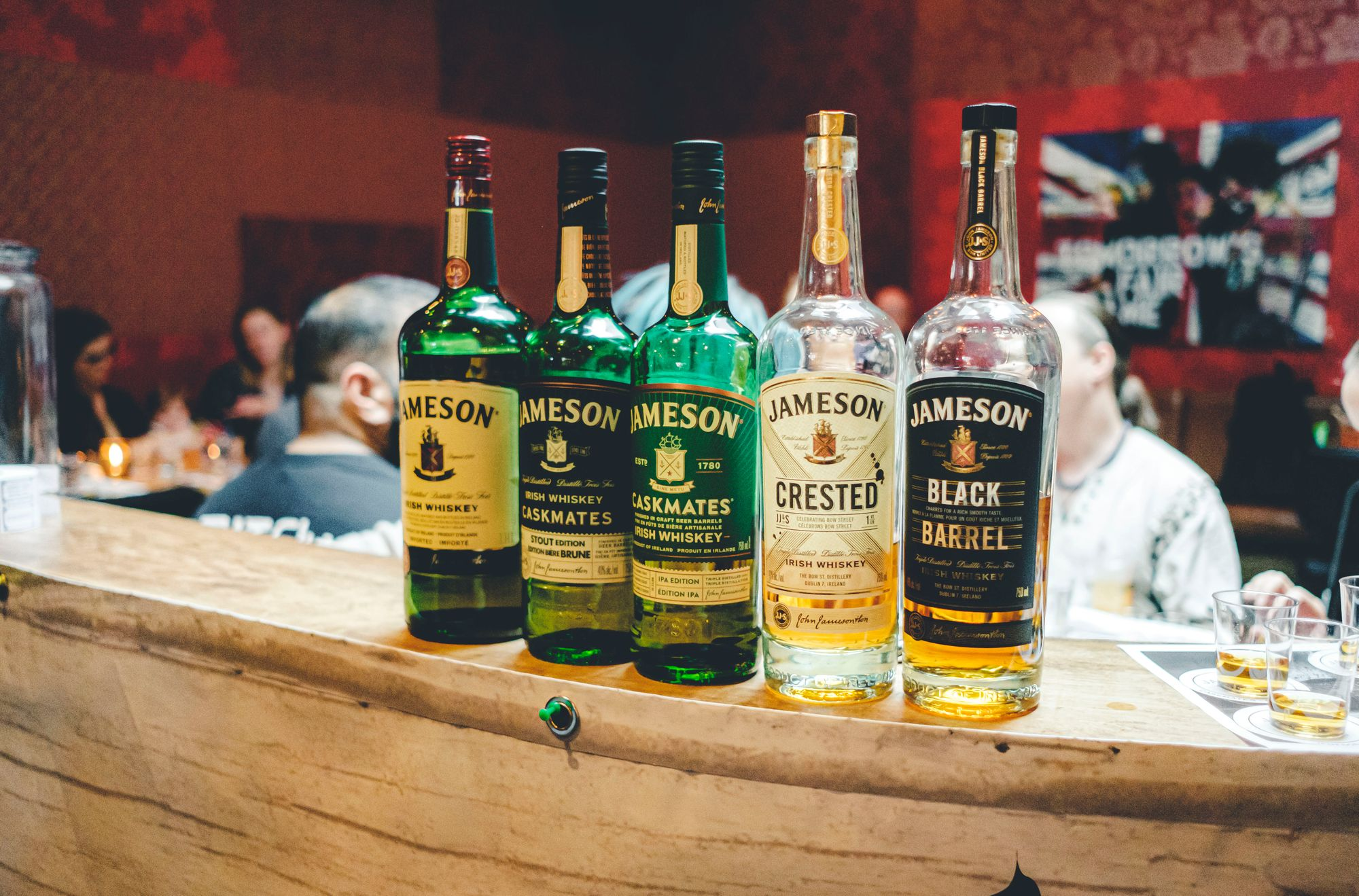 Featured Jameson Whiskeys