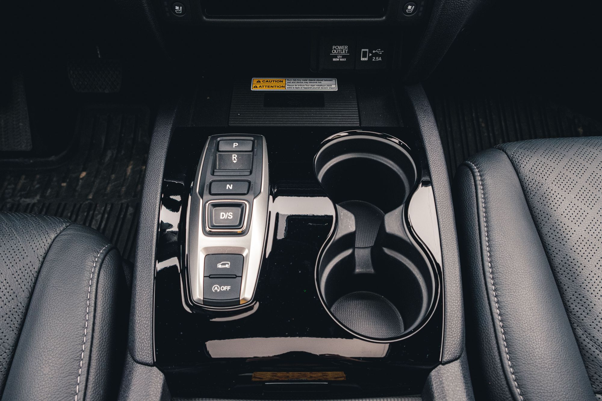 Honda Passport Transmission