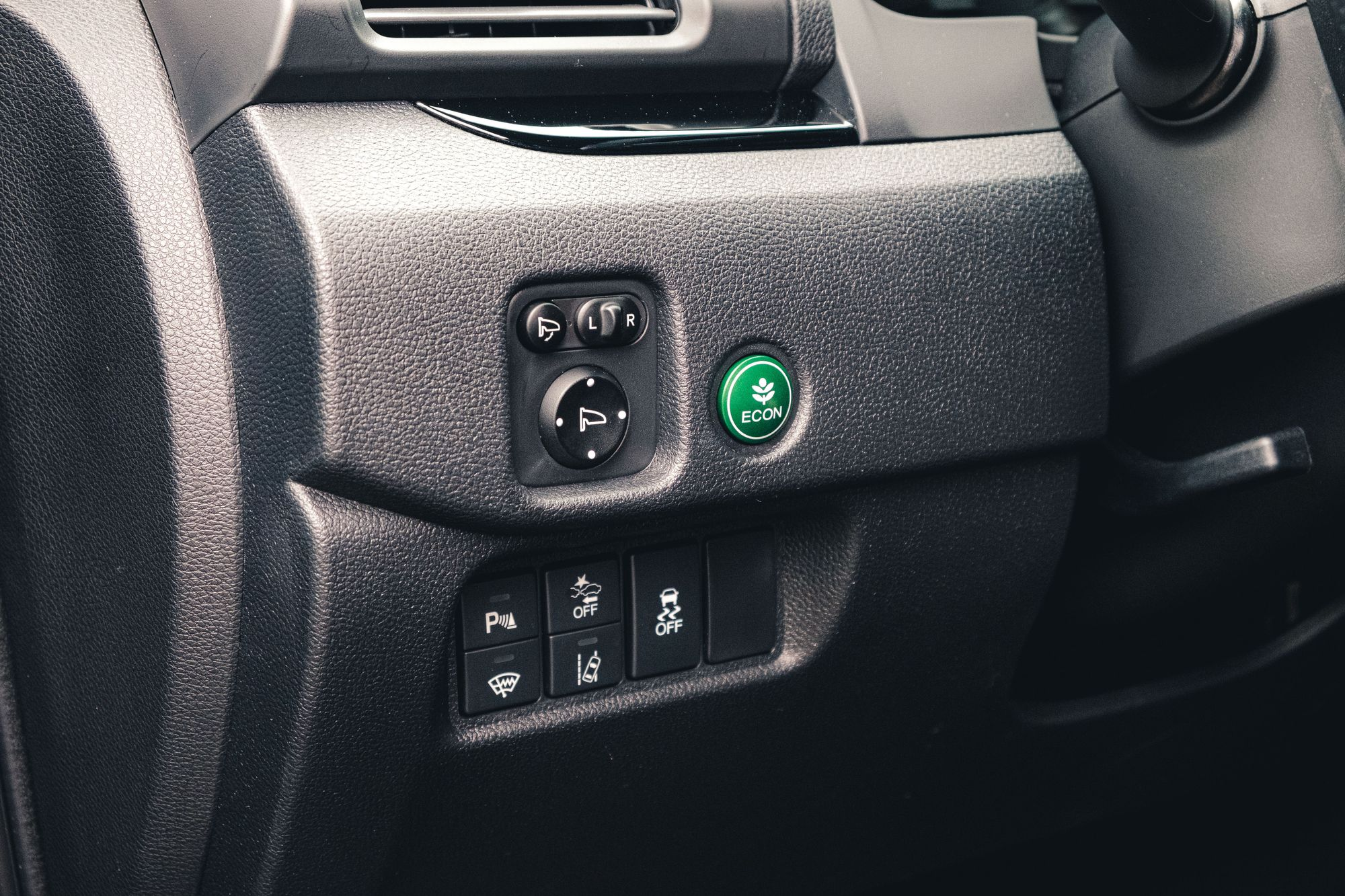 Honda Passport Safety Controls