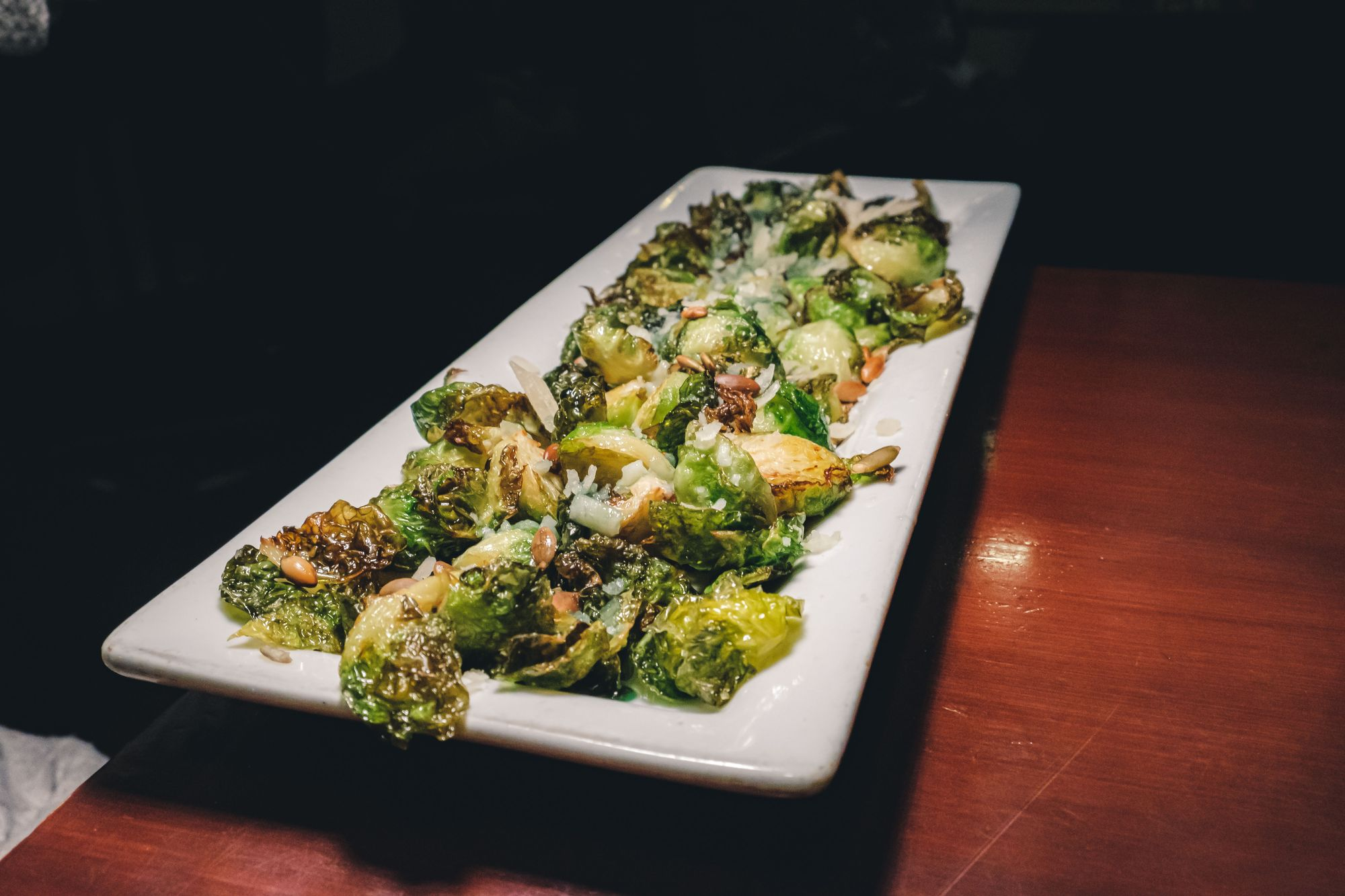 1587 Frizzled Brussels Sprouts