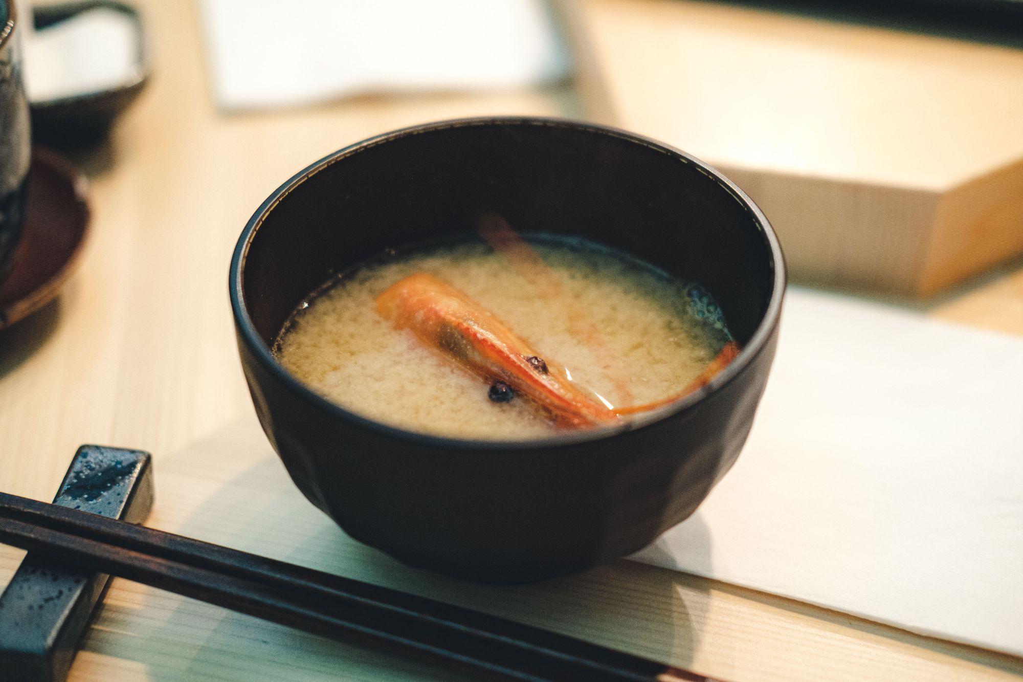 Ara Miso Soup