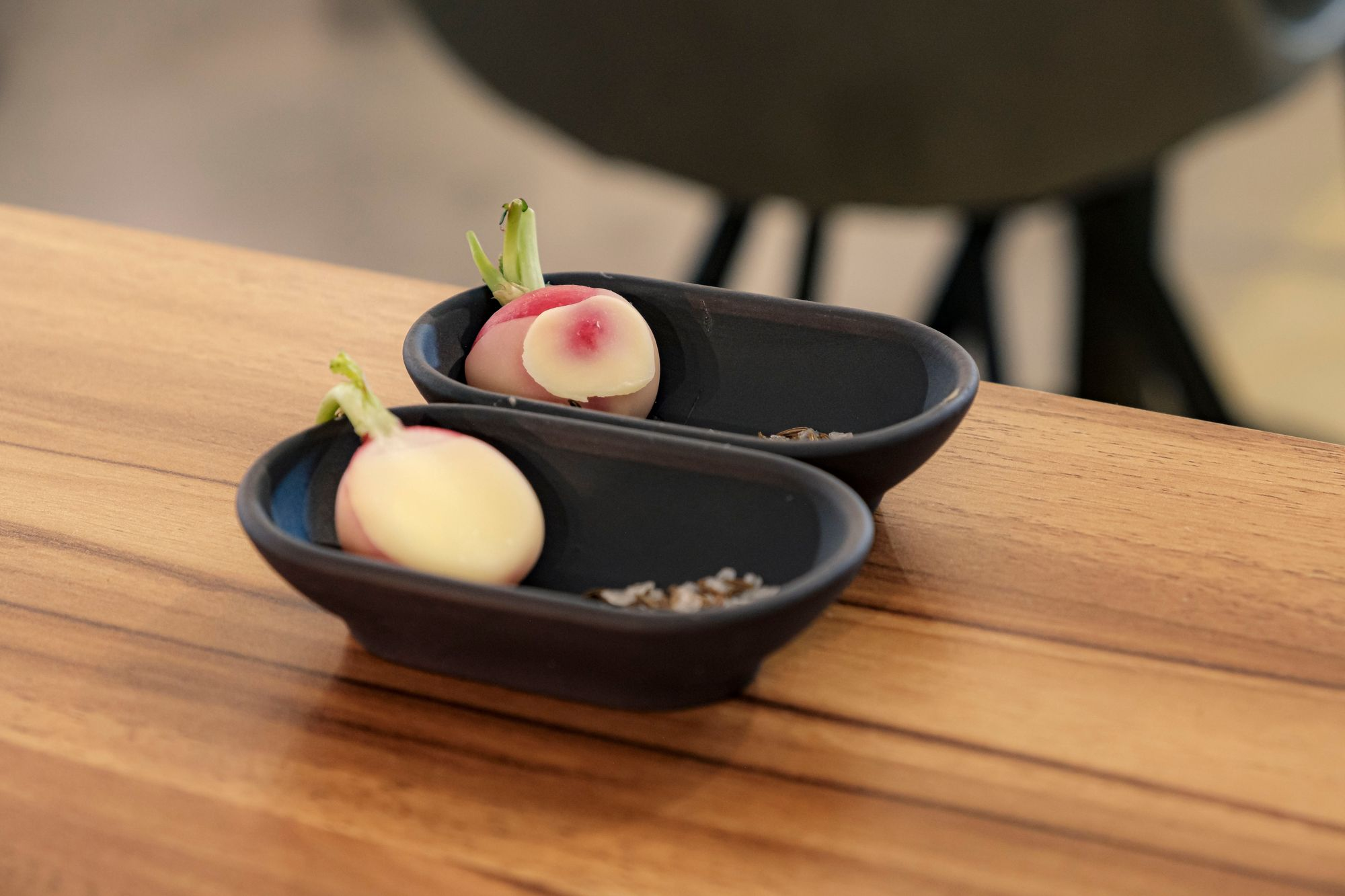 Butter-Dipped Radish