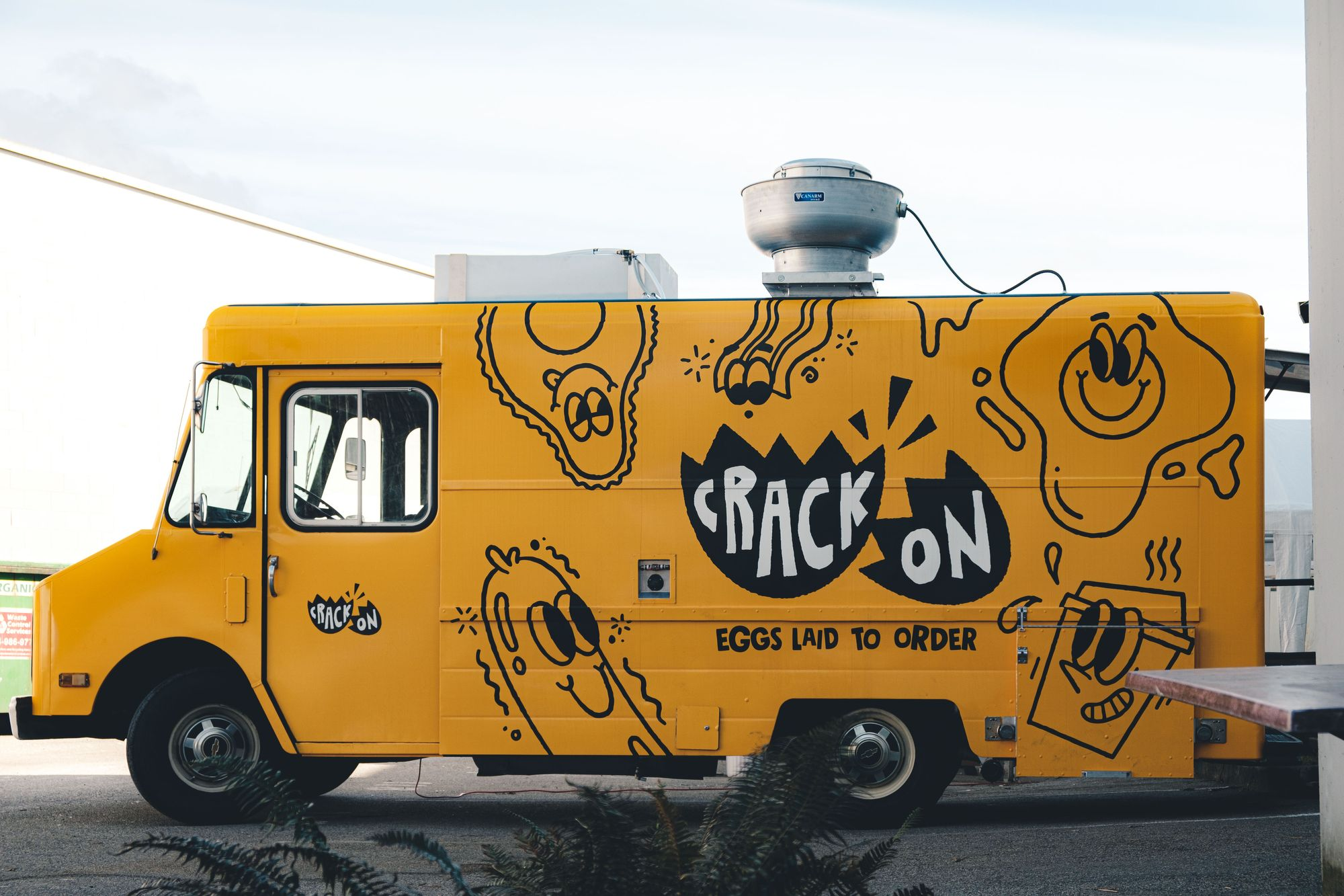 Crack On Food Truck