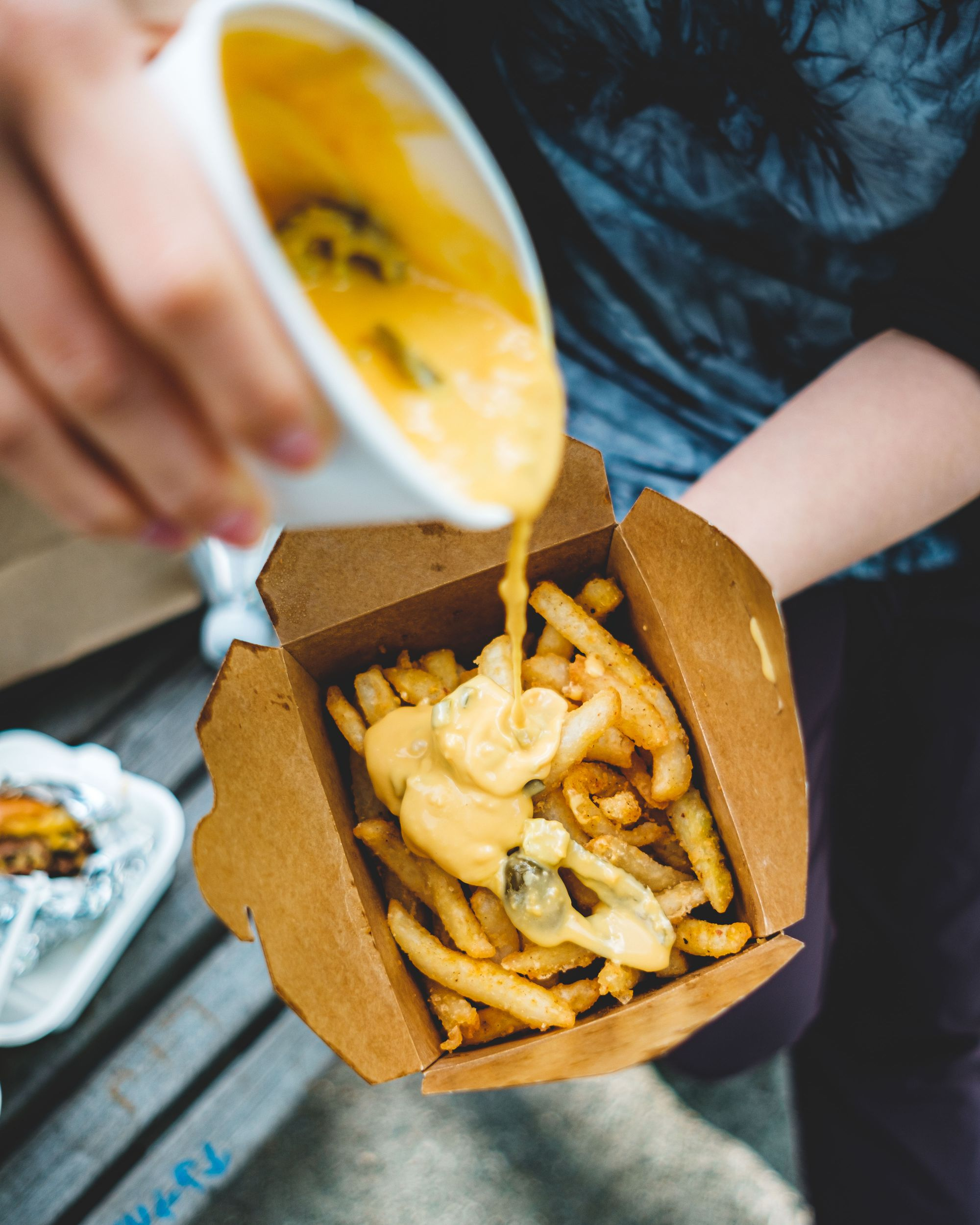 Jalapeno Cheese Fries