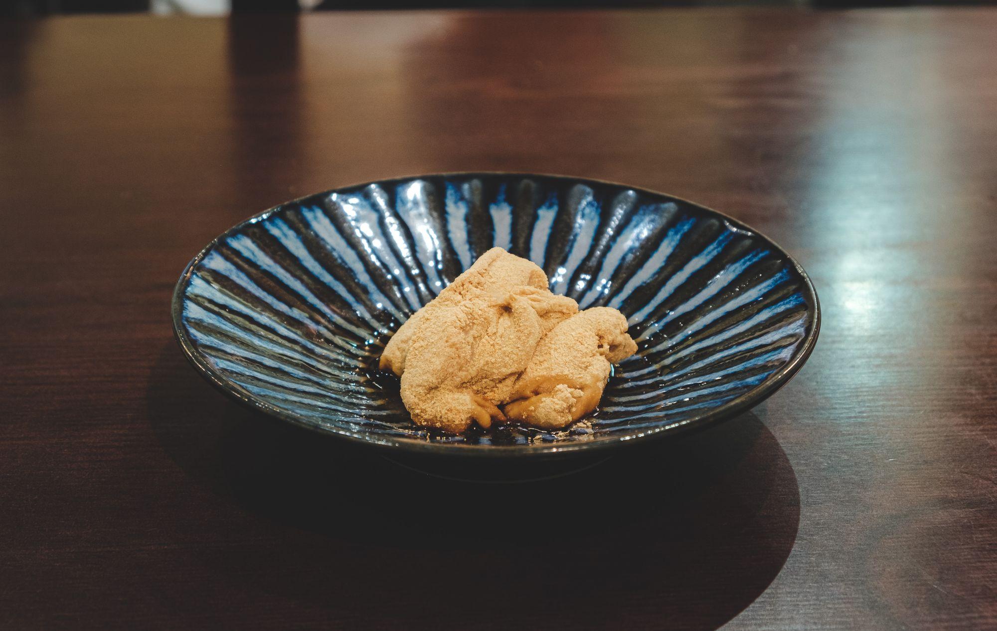 Brown Sugar Warabimochi