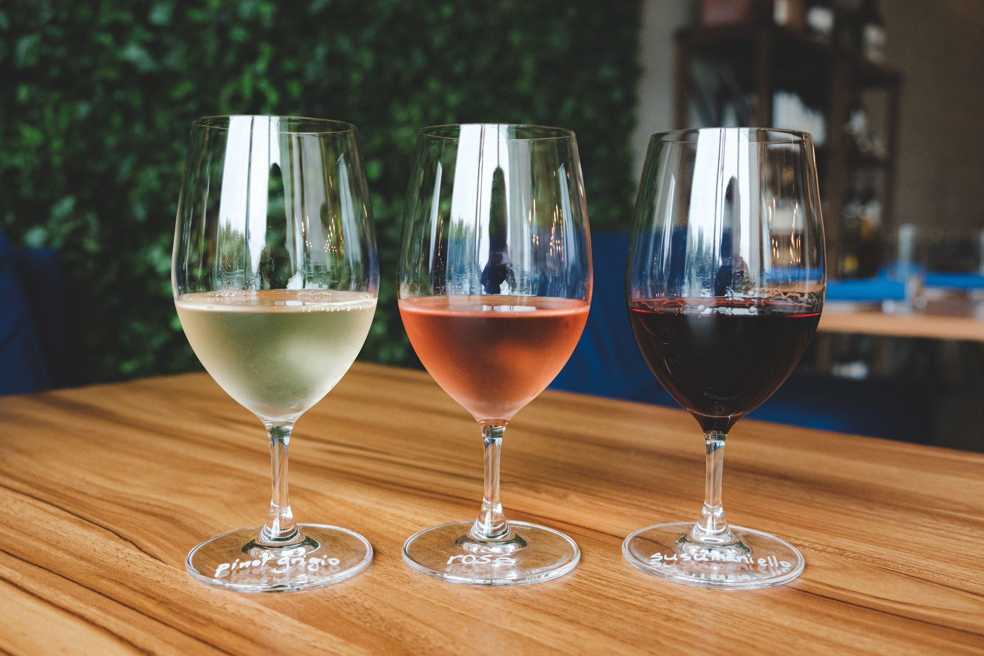 Wine Flight (3oz x 3)