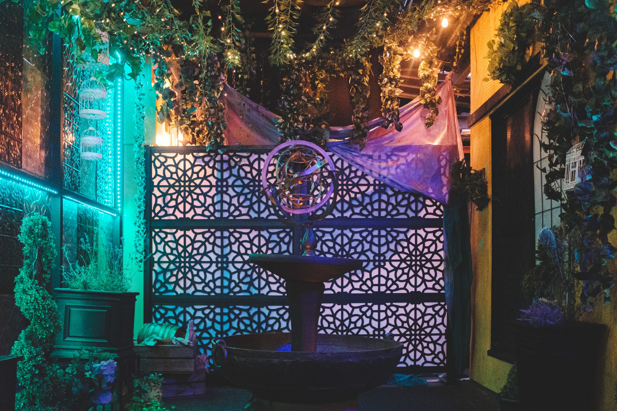 The Wizard's Den (Vancouver) - An Immersive Experience for Magical Humans [OVERVIEW]